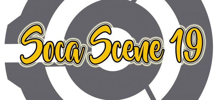 Soca Scene 19 Mix tape